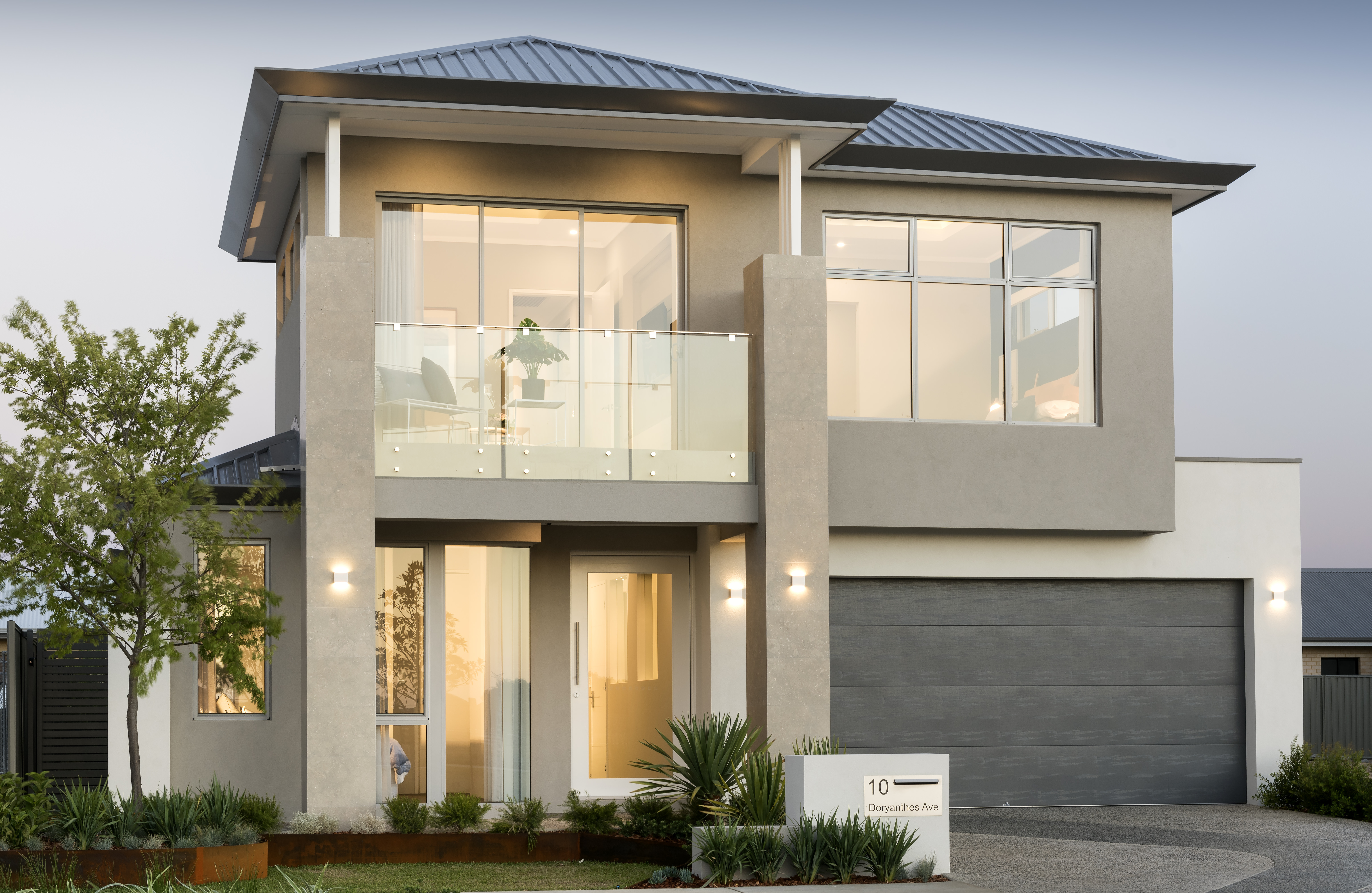 The oasis 101 residential display home perth wa for Serenity house perth