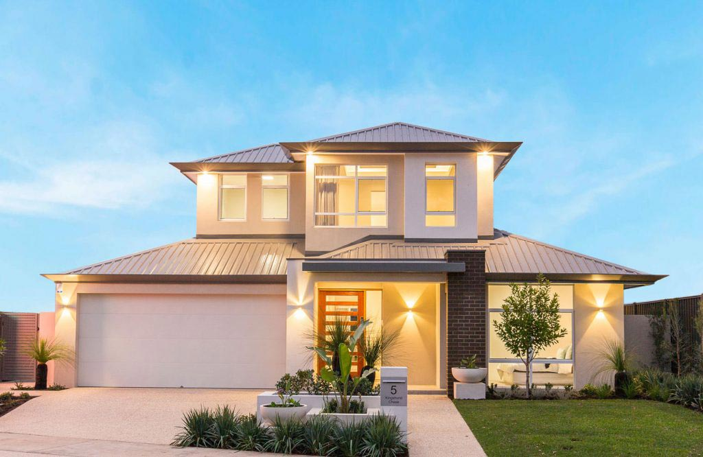 Two storey display homes perth wa 101 residential south of the river range malvernweather Choice Image