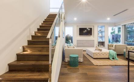 Luxury High Ceilings