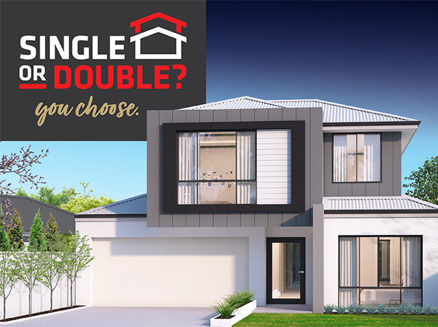 Two Storey Home Builders | 101 Residential | Perth WA