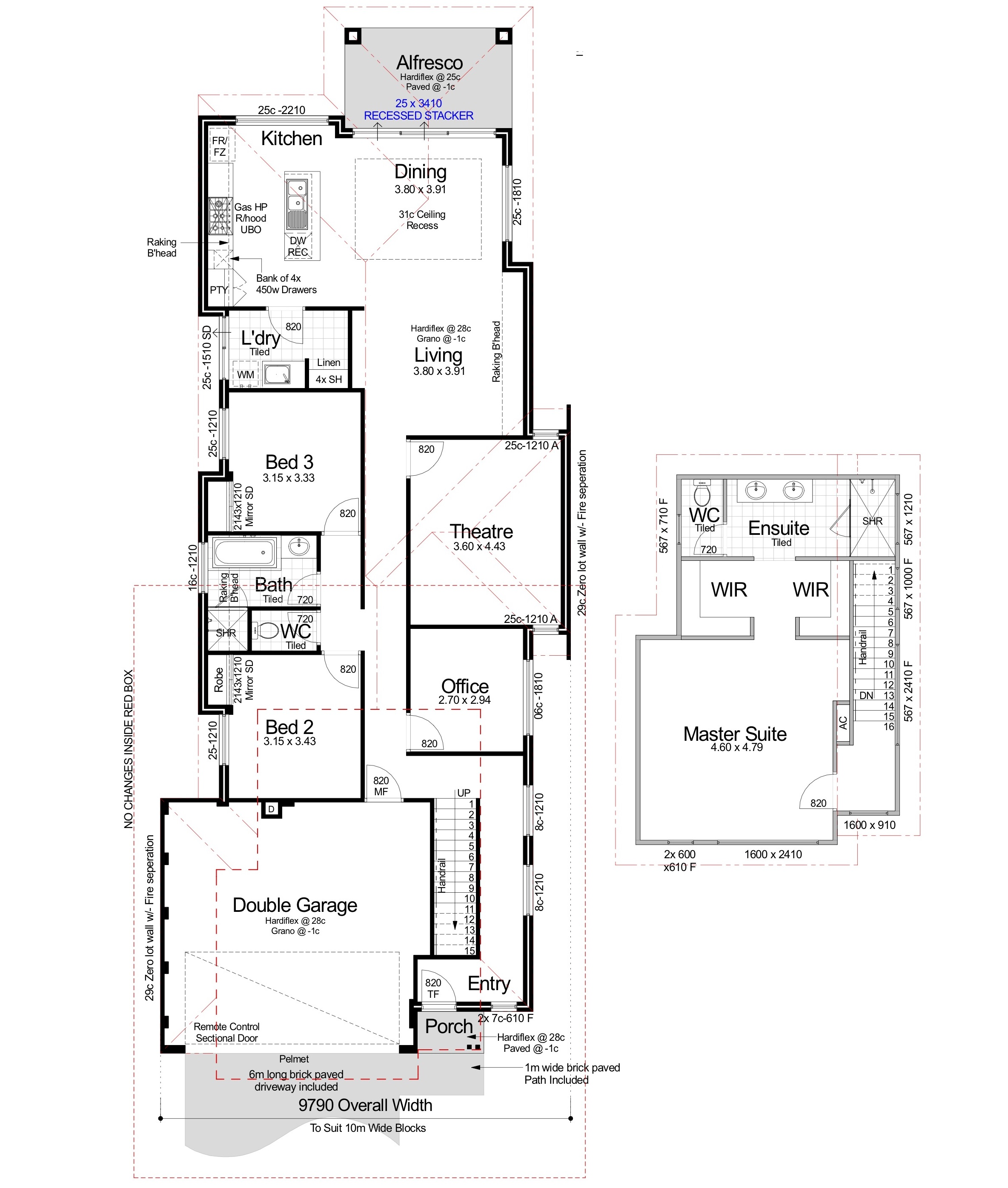 10m_sensation Floorplan