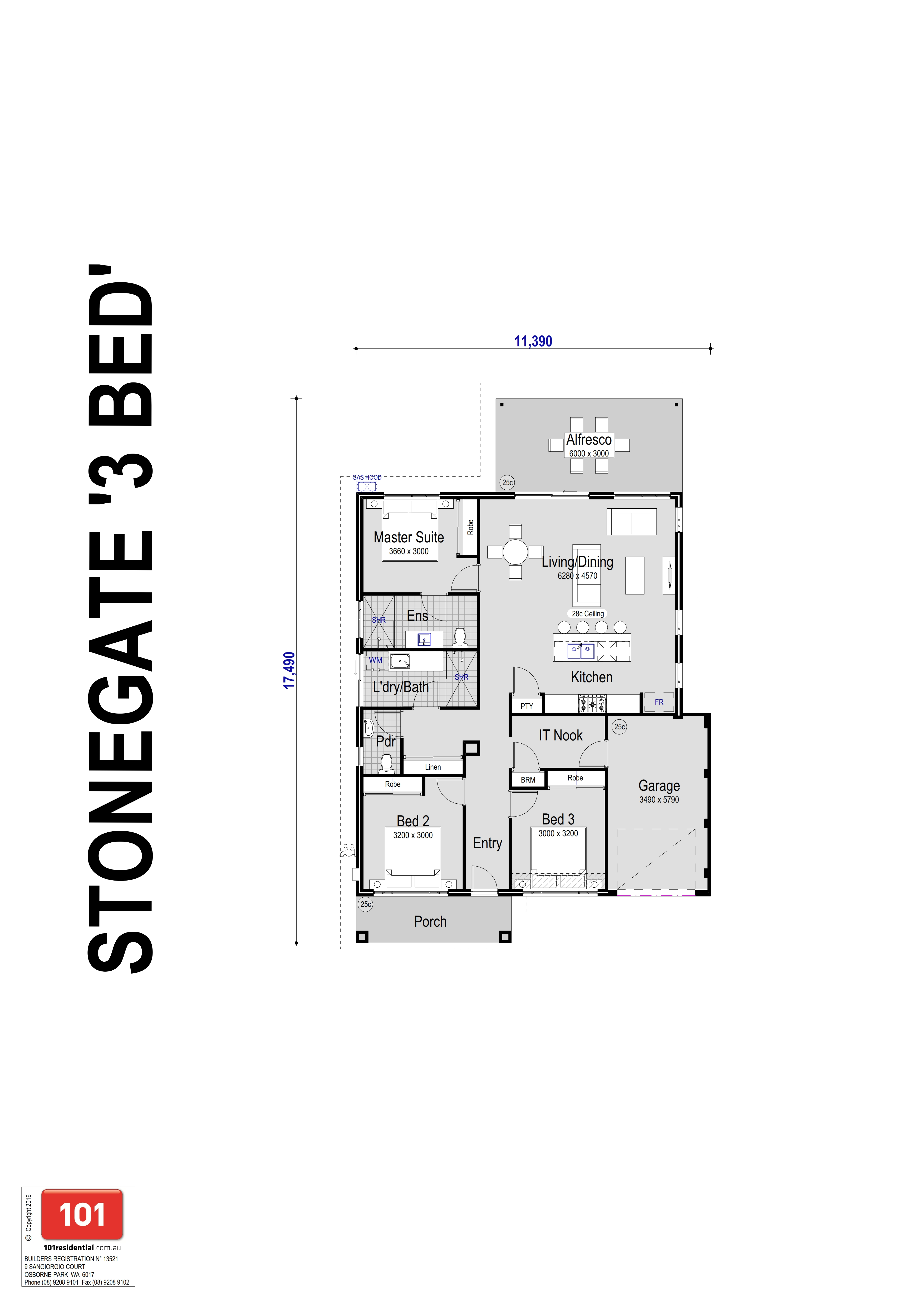 MARKETING- STONEGATE '3 BED'_001