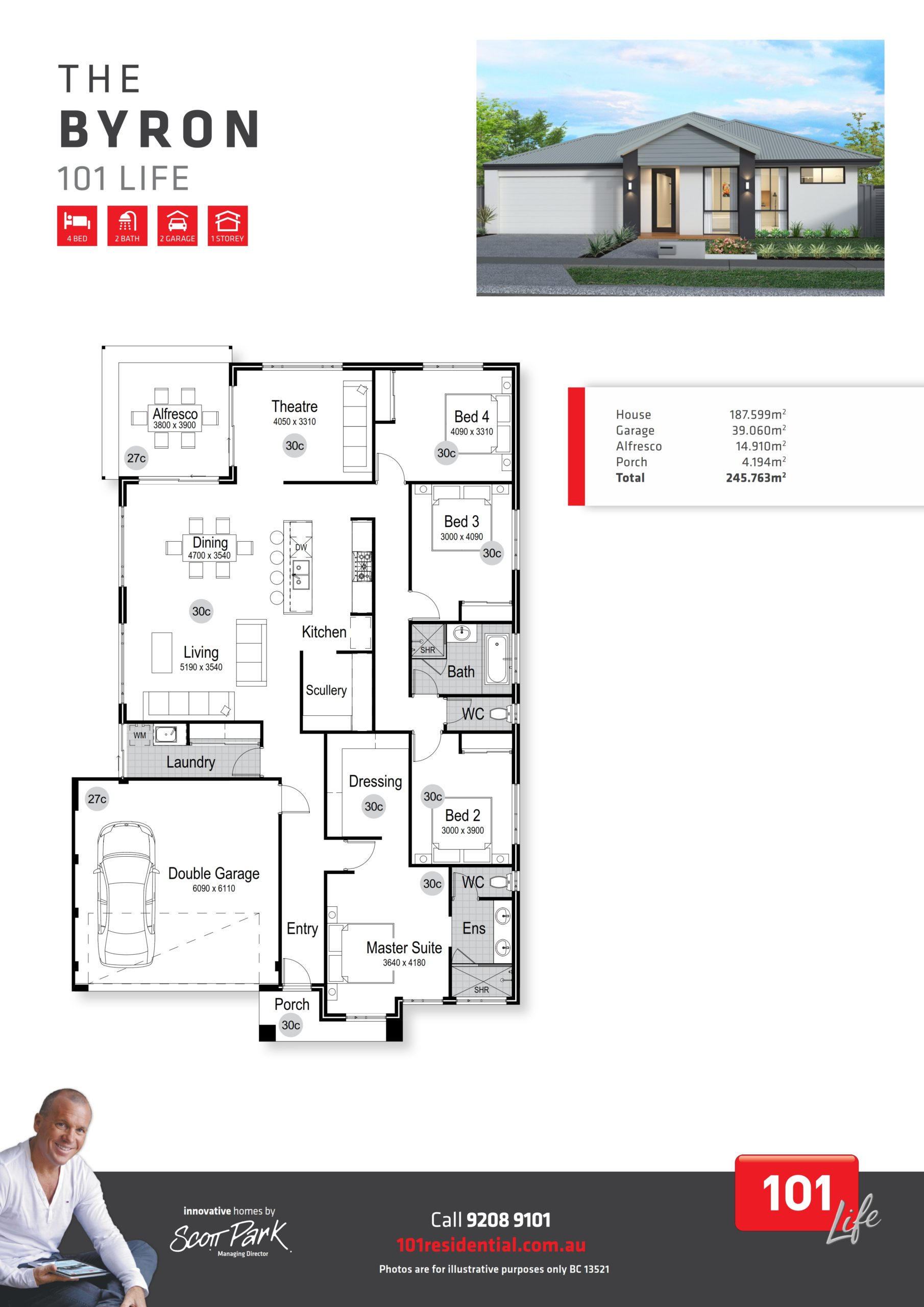 101 A3 Floor Plan - Byron WEB_001