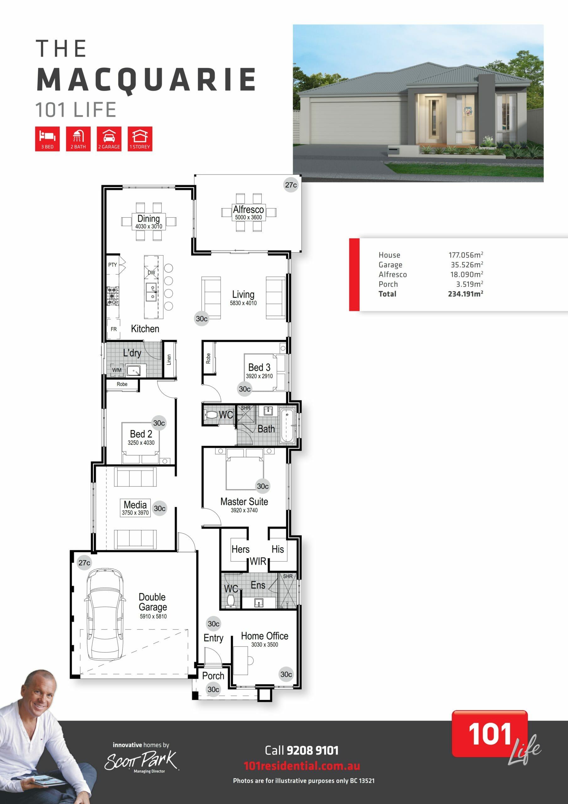 101 A3 Floor Plan - Macquarie WEB_001
