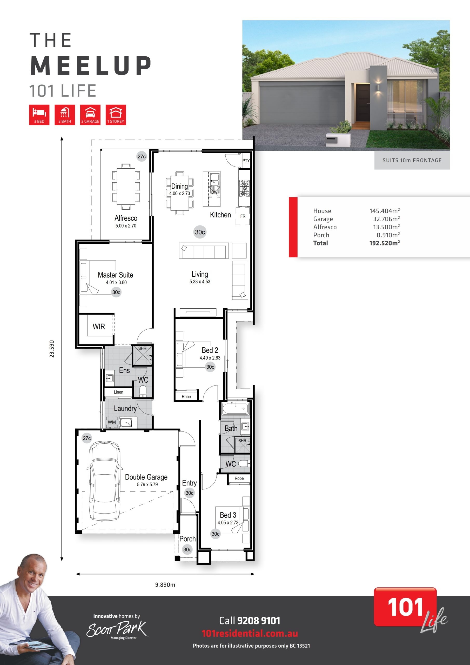101 Life A3 Floor Plan - Meelup WEB_001