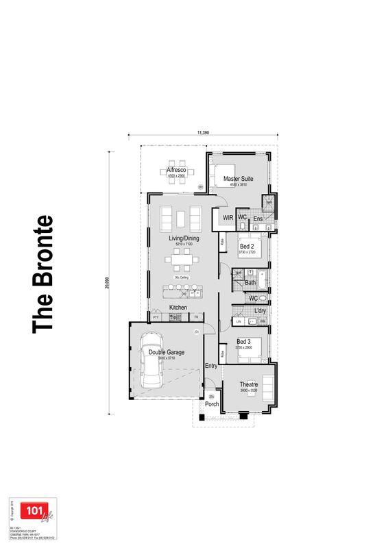 450 square meter A grade block - LAKELANDS