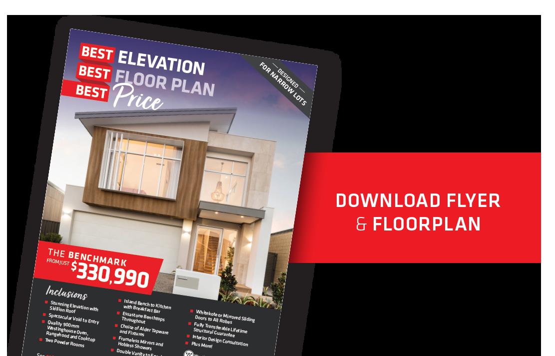 download floor plan and PDF flyer
